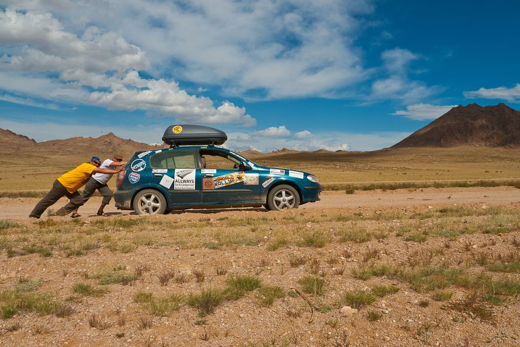 mongol-rally-car
